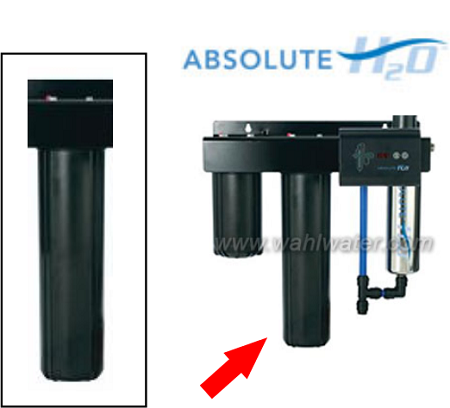 Absolute H20 Filter Housing