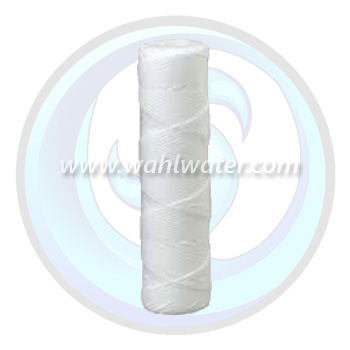 BII String Wound 25 Micron Sediment Filter | 14SWP125
