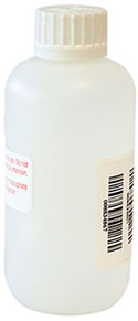 Health Unit Water Testing Bottle
