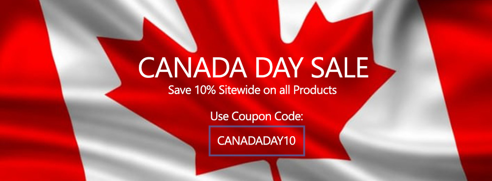 Canada Day Sale Wahl Water Canada
