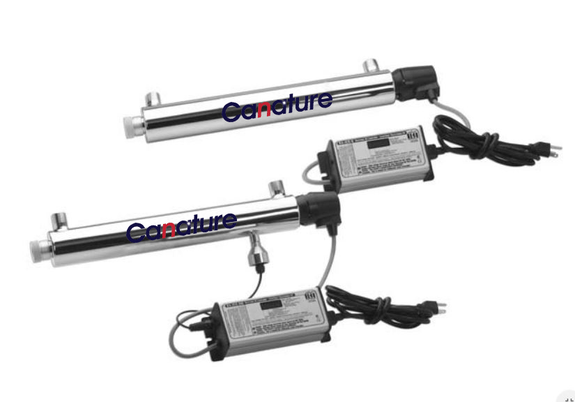 Canature SI Series UV Systems Wahl Water Canada