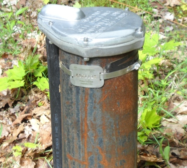Drilled Well Cap Wahl Water