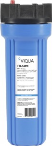 Viqua FB-34PR Filter Housing Canada