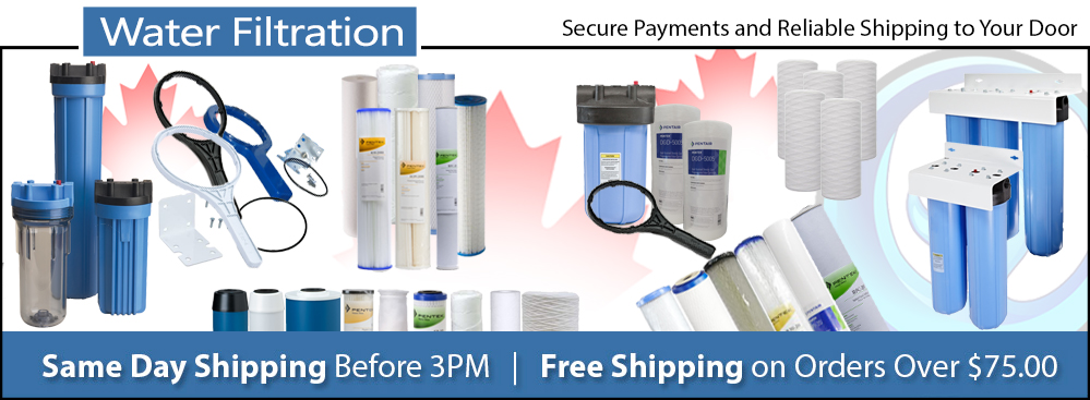 Shop for Water Filters in Canada