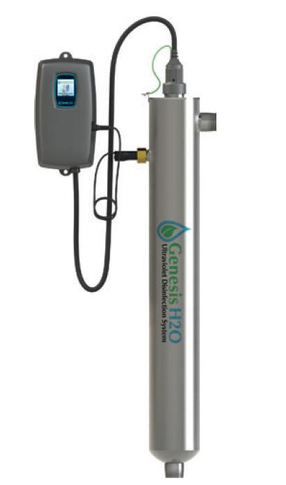 Genesis H20 UV System Canada