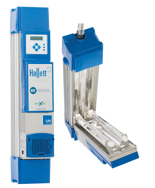 UVPure Hallett 15xs Disinfection System Canada