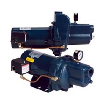 Water Pumps & Pressure Tanks
