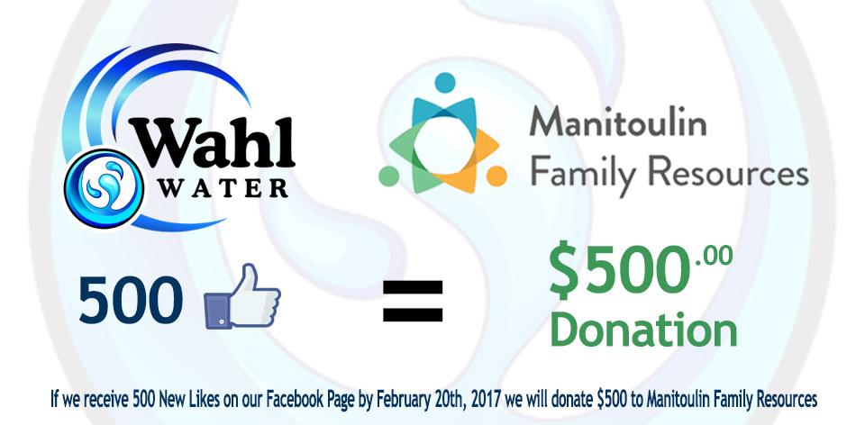 Wahl Water & Manitoulin Family Resources