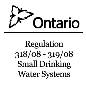 Ontario Regulation 318/319
