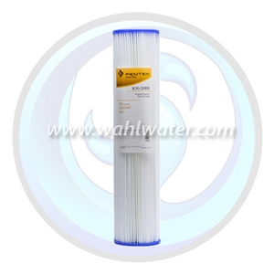 Pentek R30-20BB Pleated Sediment Filter | 155430-43