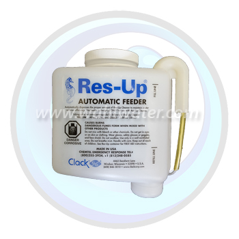 Res-Up Automatic Feeder | Clack Corporation | Yellow Wick | S6304