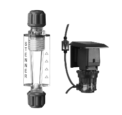 Stenner Flow Indicator Canada Wahl Water