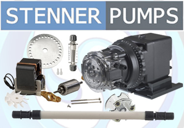 Stenner Pumps Canada Wahl Water