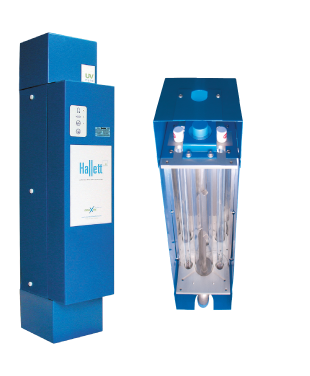 UVPure Hallett 30 Disinfection System Canada