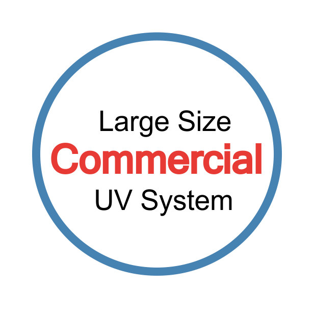 For Large Commercial Systems