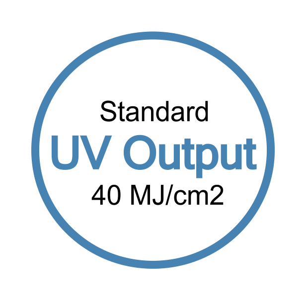 High Output UV Dosage