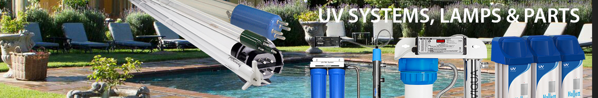 Shop for UV Systems & Parts in Canada