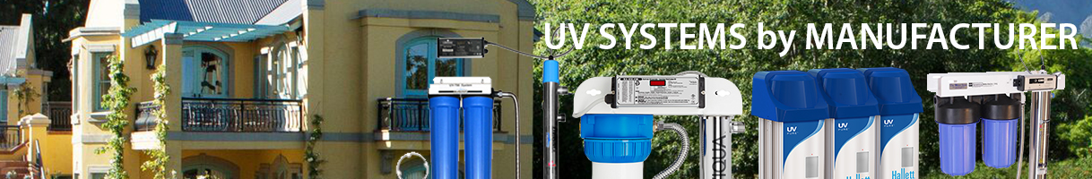 Canada's UV Superstore for UV Systems