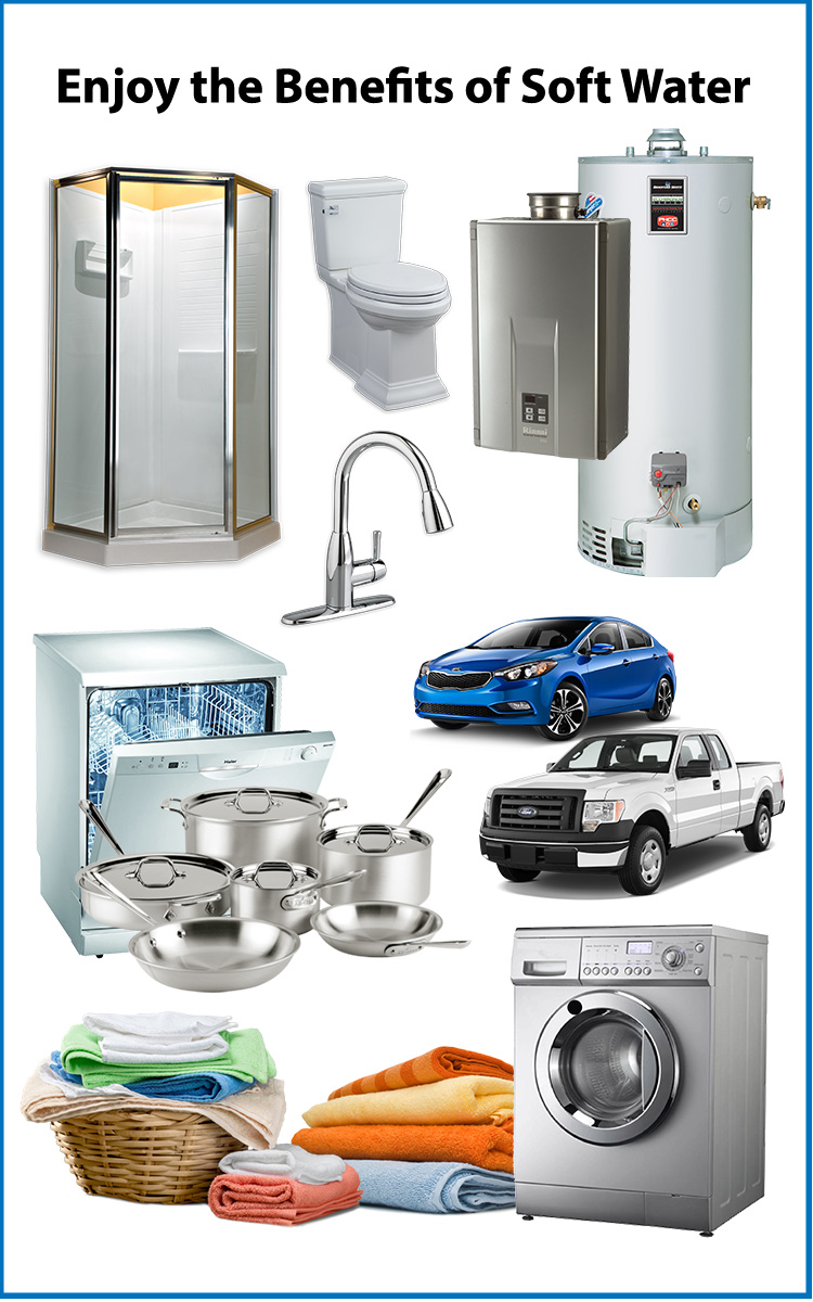 Benefits of Soft Water Canada Wahl Water