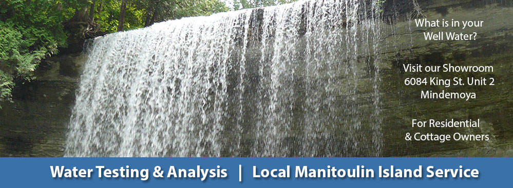 Water Testing Manitoulin Island