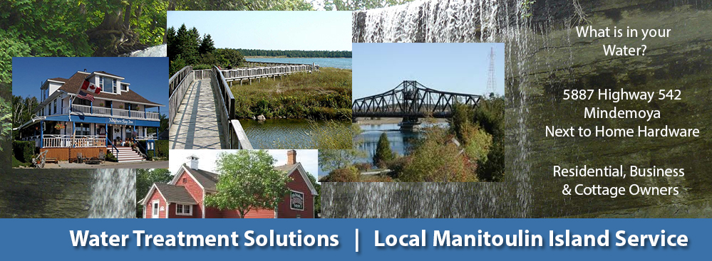 Manitoulin Island Water Treatment Services