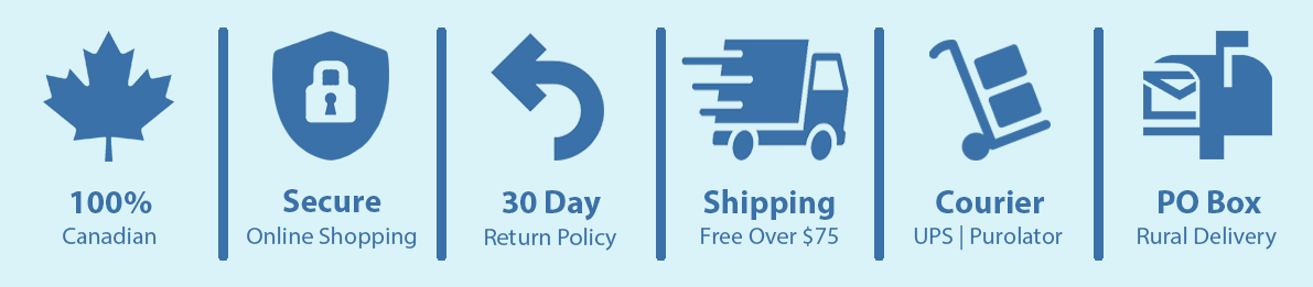 Free Shipping on Orders in Canada
