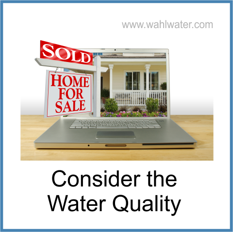 Water Quality in Real Estate Sales Canada