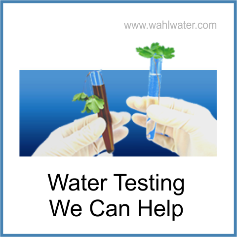 Water Testing in a Real Estate Transaction