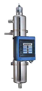 Wedeco DLR System Wahl Water Canada