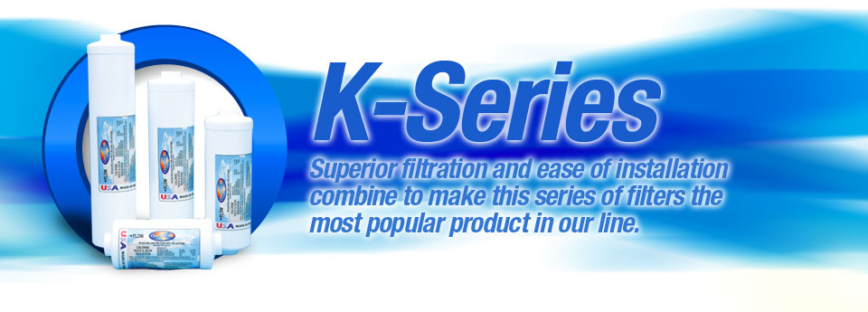 Omnipure K-Series Filters