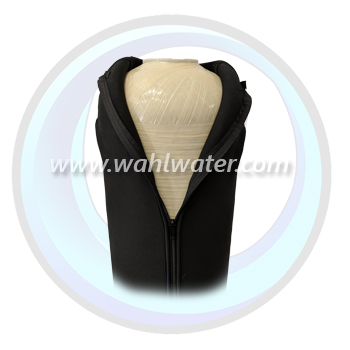 Neoprene Tank Jacket Black | Water Softeners & Iron Filters | 8