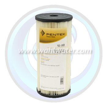 Pentek S1-BB Pleated Sediment Filter |155405-43