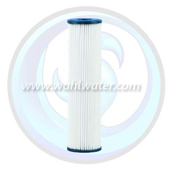 Viqua Pleated Filter | 5 Micron | 4 1/2