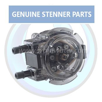 Stenner QuickPro Pump Head #3 Tube |  0-25 PSI | QP253-1