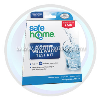SafeHome® | DIY Well Water Test Kit | SH-GH-WWDIY1