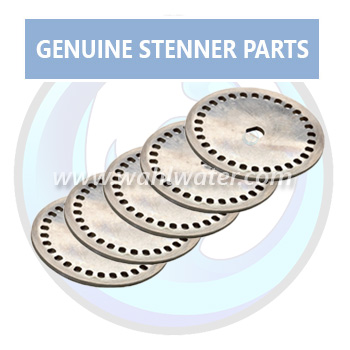 Stenner Index Plate - PKG of 5 | MCFC5ID