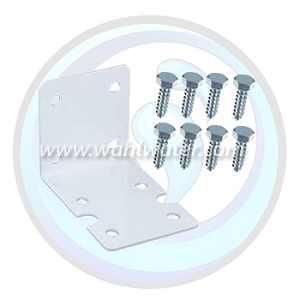 Filter Bracket Big Blue Housings | 14A-MBG-03