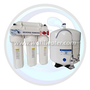 75GPD 5 Stage Reverse Osmosis System | RO575LE