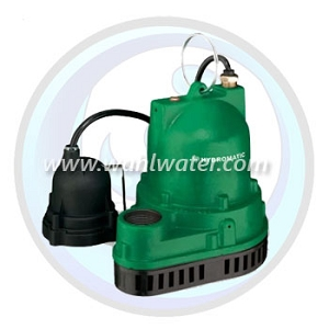 Hydromatic 3/10HP Cast Iron Sump Pump | D-A1