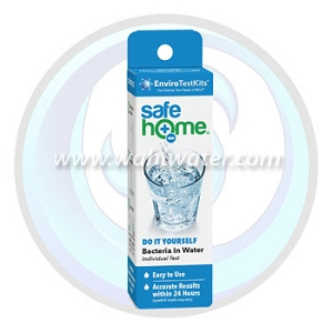 SafeHome® | DIY Bacteria Water Test Kit | SH-BDDIY1