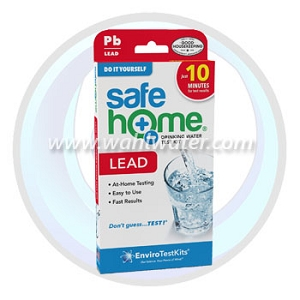 SafeHome® | DIY Lead Water Test Kit | SH-PBDIY1
