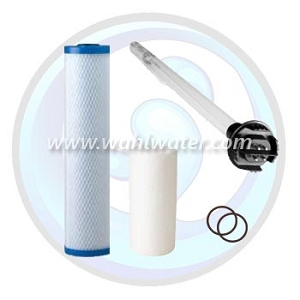 Absolute H2O IHS-10 UV Lamp & Filters (2) | WW002