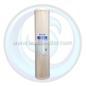 BII Pleated 1 Micron Sediment Filter 20