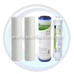 Reverse Osmosis Filter Set of 4 (Generic) | WW012
