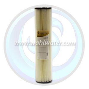 Pentek S1-20BB Pleated Sediment Filter|155305-43