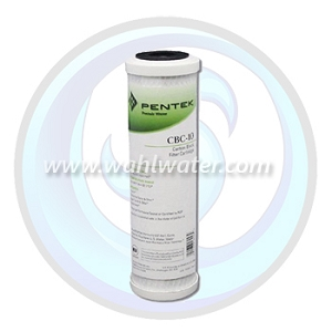 Pentek CBC-10 Carbon Block Filter | 0.5 Micron | 155162-43