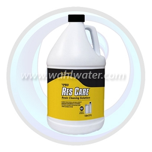 ResCare | 1 Gallon | Liquid Water Softener Cleaner | RK41N