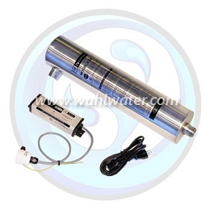 UV Dynamics 8GPM 40MJ Ultra Violet (UV) Disinfection System | UVD320 | 400121