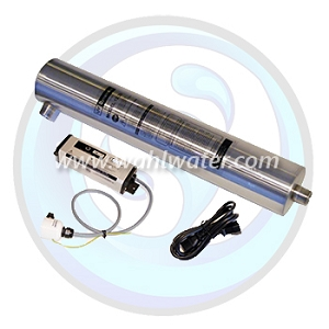 UV Dynamics 10GPM 40MJ Ultra Violet (UV) Disinfection System | UVD400E | 400256