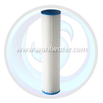 Waterite Absolute 1 Micron Pleated Sediment Filter | PLA20B01